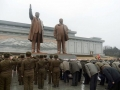 N. Korea celebrates 73rd birthday of late leader