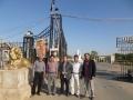 اعضای جداشده از مجاهدین در  عراق مقابل پادگان اشرف قبل از فروپاشی این قلعه