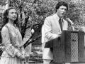 Bil Klinton va hamsarash Hilari