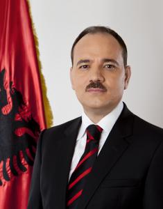 Presidenti albania