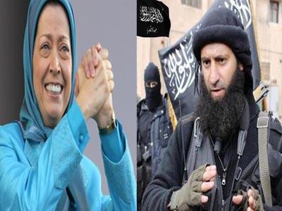 Maryam-Rajavi-terrorist-syria
