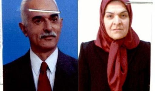 Jawad ghadiri- Hamideh Schahrokhi