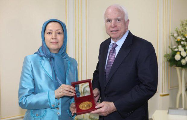 McCain_Maryam_Rajavi_Terrorists