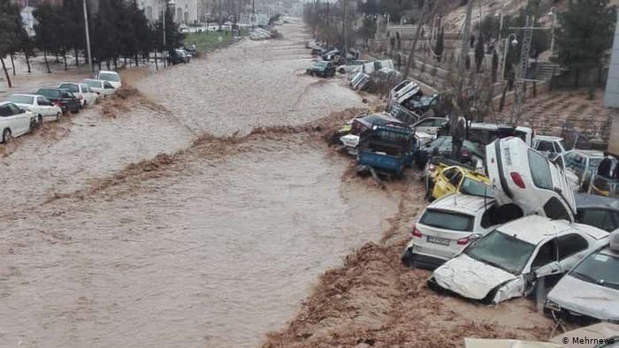 Seyl va baran-Iran