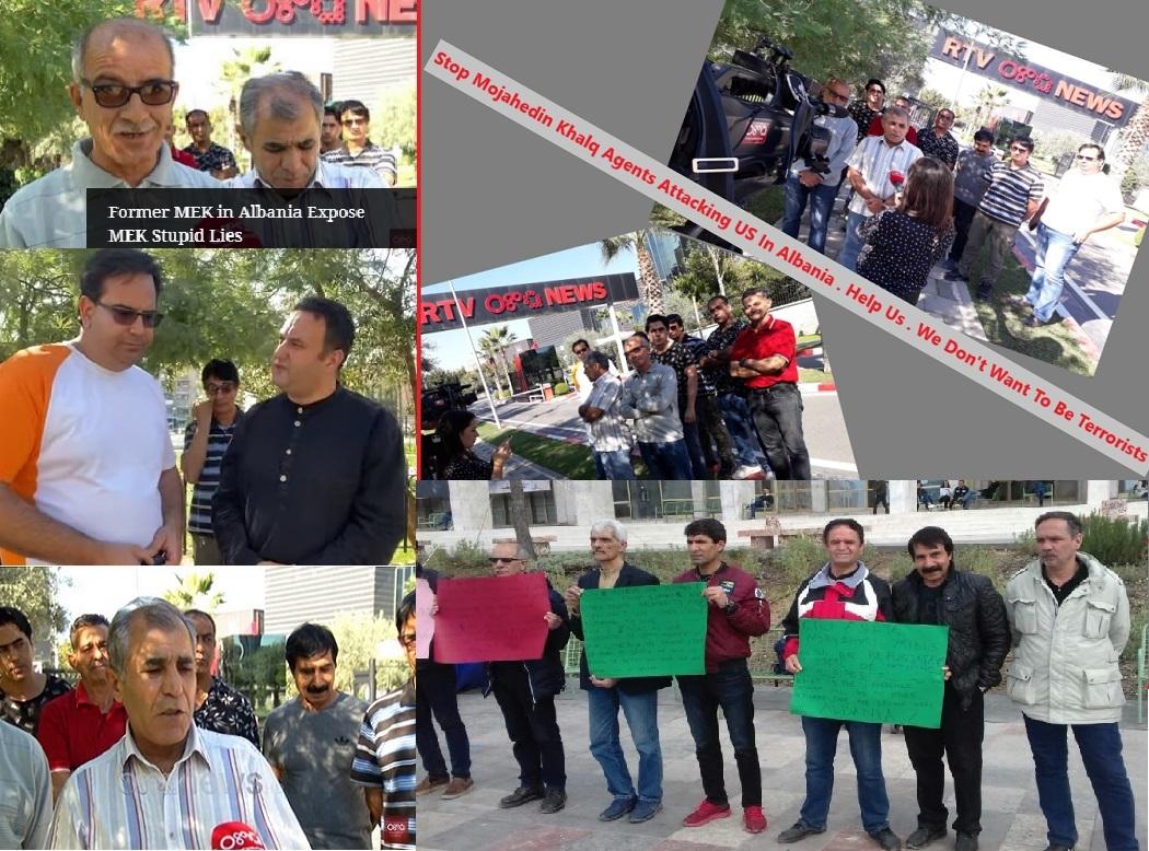 Albania-Victims of MEK-Rajavi