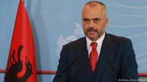 Edi Rama- Prime Minister of Albania