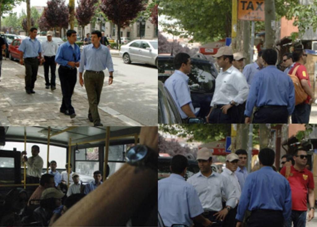 Résultats de recherche d'images pour «مجاهدین در خیابانهای آلبانی»